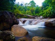 Ai keaw wody spadek Zdjęcie Royalty Free