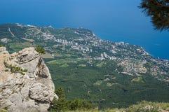 Ai Petri Crimea Royalty Free Stock Image