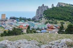 Ai Petri Crimea Royalty Free Stock Photos