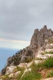 Ai-petri Crimea Landscape Royalty Free Stock Photos