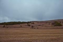Ai-petri Krim landskap royaltyfria foton
