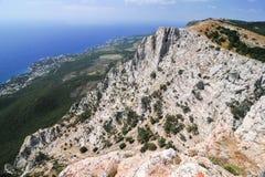 Ai-Petri Mountains, Crimea Royalty Free Stock Image