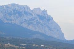 Ai-Petri mountains royalty free stock photo