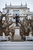 Ai Wei Wei's Tree at the Royal Academy of Arts Stock Images