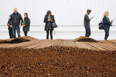 Ai Weiwei - Straight Stock Image