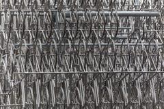 Ai Weiwei& x27; s Na zawsze bicykle Obrazy Stock