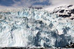 aialik fjords lodowa kenai park narodowy Zdjęcia Royalty Free