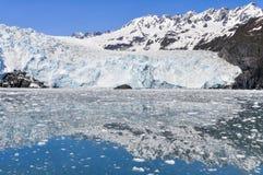 Aialik lodowiec, Kenai Fjords park narodowy (Alaska) Zdjęcia Royalty Free
