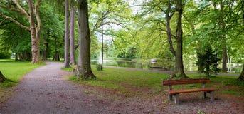 Aibling сада курорта плохой, верхняя Бавария Стоковые Фото