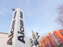 Aicher park Zdjęcia Stock