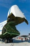 Aicraft da carga Imagem de Stock Royalty Free