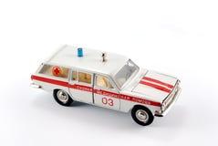 aid car collection first model scale Στοκ Φωτογραφία