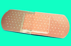 Aid plaster Stock Image