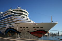 AIDA Cruise Ship Stock Photos