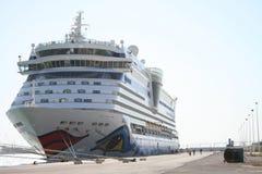 AIDA Cruise Ship Royalty Free Stock Image