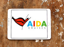 AIDA Cruises logo Royalty Free Stock Photography