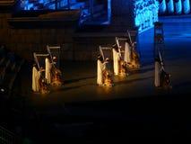 Aida opera w rzymskiej arenie, Verona Zdjęcie Royalty Free