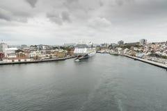 Free Aida Sol In City Harbour Vågen Stavanger Norway Royalty Free Stock Image - 125309306