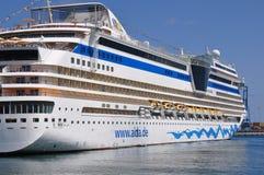 AIDAsol-Kreuzschiff Lizenzfreies Stockfoto