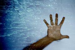Aide. ! Image libre de droits