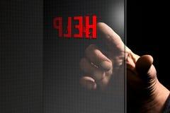 Aide Image libre de droits