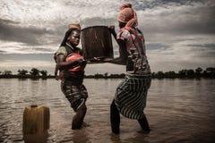 Aide de l'eau photographie stock libre de droits