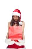 Aide du `s de Santa Image libre de droits
