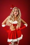aide Santa sexy Image libre de droits