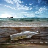 Aidez l'environnement ! Photos libres de droits