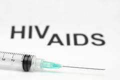 Aids Royalty Free Stock Photo