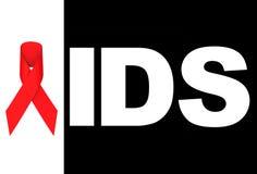 aids ilustração royalty free