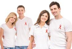 AIDS royalty free stock photos