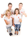 AIDS royalty free stock images