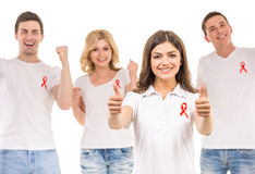AIDS stock images