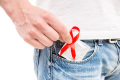AIDS royalty free stock image