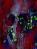 AIDS - het Verworven Immune Syndroom van de Deficiëntie Stock Afbeeldingen