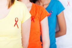 AIDS HIV awareness Stock Images