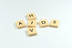 AIDS HIV disease Royalty Free Stock Photos
