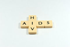 AIDS HIV disease Royalty Free Stock Image