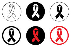 AIDS icon Stock Images