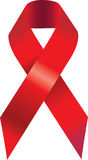 Aids ribbon Royalty Free Stock Photos