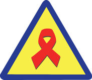 Aids symbol Stock Photos