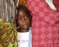 AIDS-wees Stock Fotografie