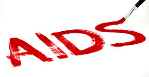 Aids2 Royalty Free Stock Image