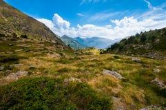 Aigà ¼ estortes, Andorra Fotografia Royalty Free
