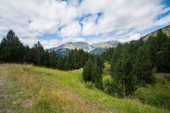 Aigà ¼ estortes, Andorra Obrazy Royalty Free