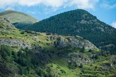 Aigà ¼ estortes, Andorra Zdjęcie Royalty Free