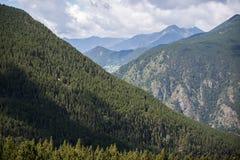 Aigà ¼ estortes, Andorra Fotografia Stock