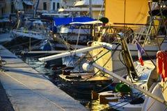 Aigina海岛旅行目的地 库存照片