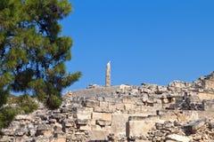 Aigina antiguo en Grecia Fotos de archivo libres de regalías